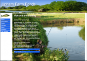 Upham Farm Fishing