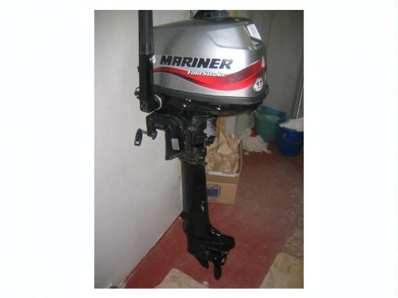 4 stroke mariner